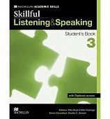 Skillful Listening and Speaking Level 3 Student's Book + Digibook