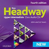 New Headway Upper-intermediate Fourth Edition Class Audio CDs