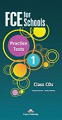 FCE for Schools 1 Practice Tests: Class Audio CDs (set of 5) (for exam 2015)