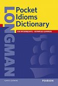 Longman Pocket Idioms Dictionay Cased