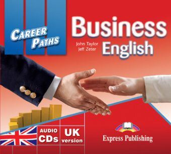 Career Paths: Business English Audio CDs (set of 2)