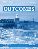 Outcomes Second edition Intermediate Workbook with CD