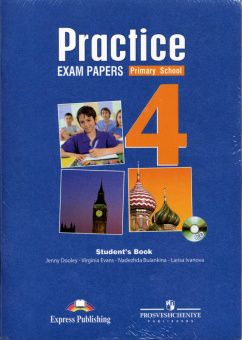 Practice Exam Papers (Primary School) Student's Book with CD