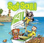 Set Sail! Level 4 Pupil's CD