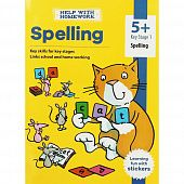 Help with Homework: Workbooks 5+: Spelling
