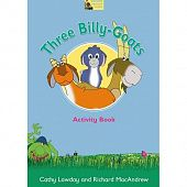 Fairy Tales Three Billy-Goats (Activity Book)