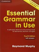 Essential Grammar in Use 4th Edition Book with Answers