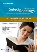 Select Readings (Second Edition) Pre-intermediate Testing Program CD-ROM