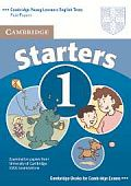 Cambridge Young Learners English Tests (Second Edition) Starters 1 Student's Book