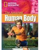 Fotoprint Reading Library C1 The Amazing Human Body with CD-ROM