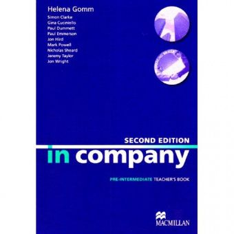 In Company (Second Edition) Pre-Intermediate Teacher's Book