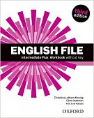 English File Third Edition Intermediate Plus Workbook without key