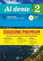 Al dente 2 Premium Libro dello studente + Esercizi + CD audio + DVD su Blink
