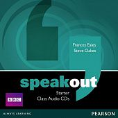 Speakout Starter Class Audio CD (2) (Лицензия)
