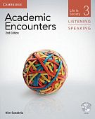 Academic Encounters 2nd Edition Level 3: Life in Society - Listening and Speaking Student's Book with DVD