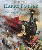 Harry Potter and the Philosopher's Stone (illustrated ed) - Hardback