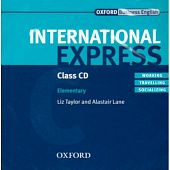 International Express, Interactive Editions Elementary Class Audio CDs