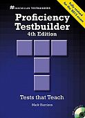 New Proficiency Testbuilder 4ed Student Book Without Key Pack