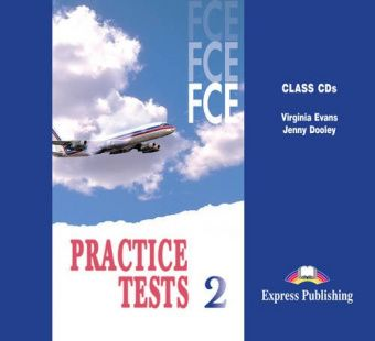FCE Practice Tests 2 Class CDs Set of 4