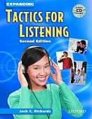 Tactics for Listening Second Edition Expanding Student Book with Audio CD