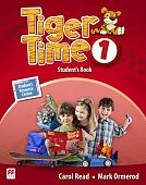Tiger Time 1 Student's Book