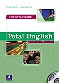Total English Pre-Intermediate Student's Book with DVD