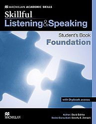 Skillful Foundation Listening and Speaking Digital Student's Book Pack