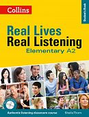 Real Lives, Real Listening Elementary (A2) Student's Book