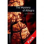OBL 2: The Mystery of Allegra Audio CD Pack