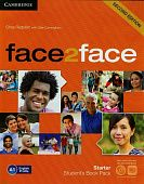 face2face (Second Edition) Starter Student's Book with DVD-ROM and Online Workbook Pack