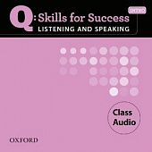 Q: Skills for Success Listening and Speaking Intro Class Audio CDs (2)