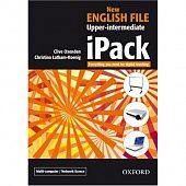 New English File Upper-Intermediate iPack (multiple-computer/network)