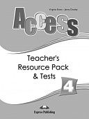 Access 4 Teacher's Resource Pack & Tests