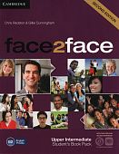 face2face (Second Edition) Upper-intermediate Student's Book with DVD-ROM and Online Workbook Pack