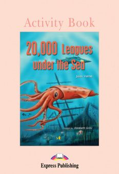 Graded Readers Level 1  20,000 Leagues Under the Sea Activity Book