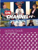 On Channel TV Pre-Intermediate Activity Book