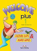 Welcome Plus 1 Culture Clips & Board Games