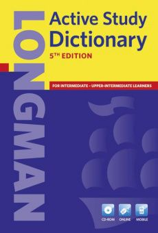 Longman Active Study Dictionary 5th Edition Paper with CD-ROM