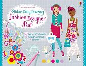 Sticker Dolly Dressing: Fashion Designer Pad