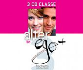 Alter Ego Plus 3 CD audio classe (3) (Лицензия)