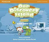 Our Discovery Island Starter Audio CDs (Лицензия)