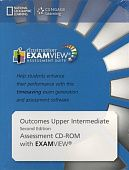 Outcomes Second edition Upper Intermediate ExamView CD-ROM