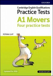 Cambridge English Qualifications Young Learners Practice Tests (Second edition) - Movers Student's Pack