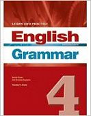 Learn and Practise English Grammar 4 Student Book