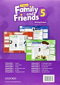 Family and Friends Second Edition 5 Posters