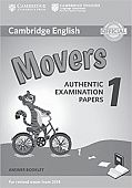 Cambridge English (for Revised Exam from 2018) Movers 1 Answer Booklet
