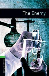 Oxford Bookworms Library 6: The Enemy with Audio Download (access card inside)