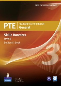 PTE General Skills Booster 3 Student Book (with Audio CD)