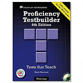 New Proficiency Testbuilder 4ed Student Book With Key + MPO Pack
