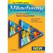 New Headway Pre-Intermediate Third Edition Teacher's Resource Book